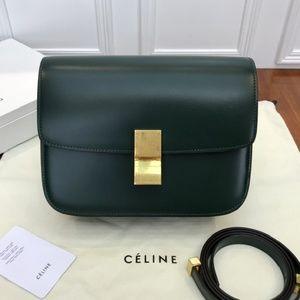 $350 Celine classic box bag